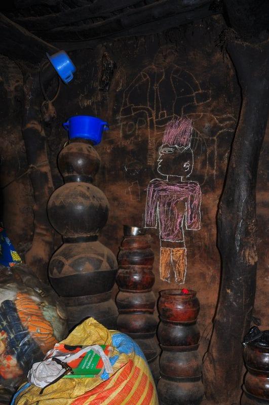 Interior Casa Lobi