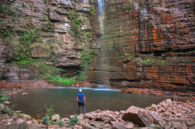 Cascade de Dindefelo