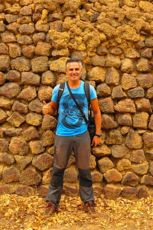 Muro de Loropeni