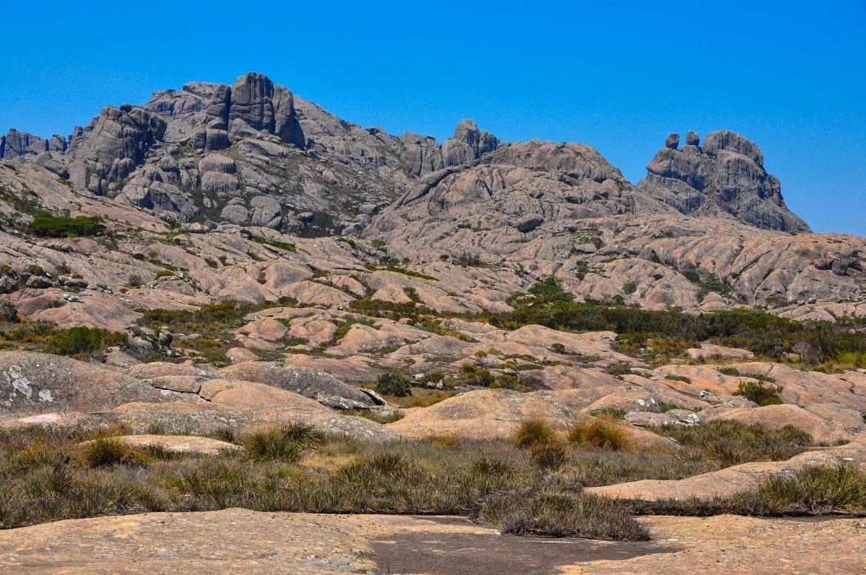 Montañas de Andringitra