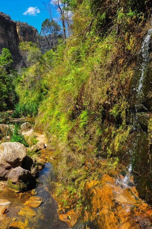 Cañón del Río Namaza