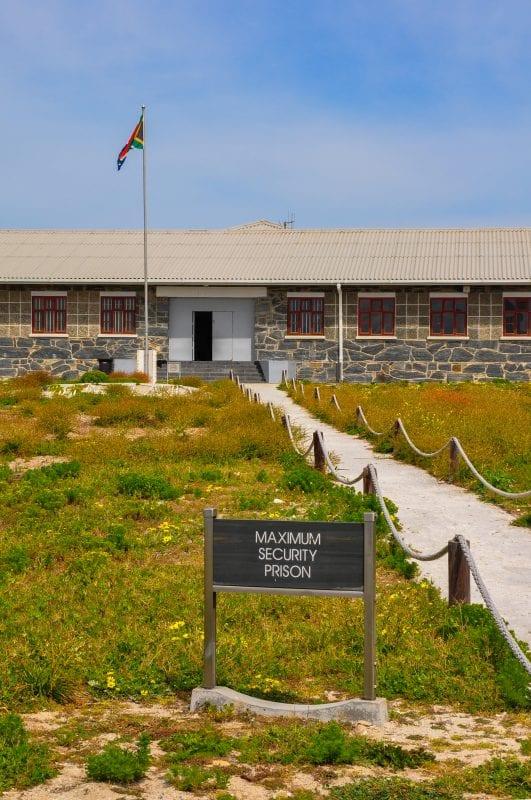 Prisión de Robben Island