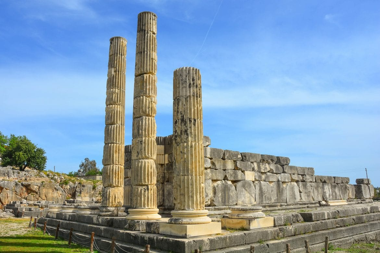 Templo de Leto