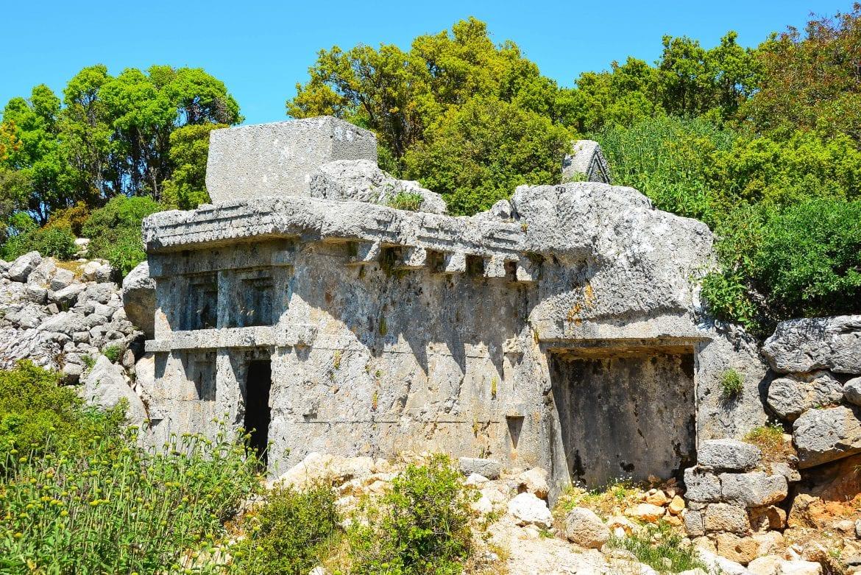 Ruinas de Phellos