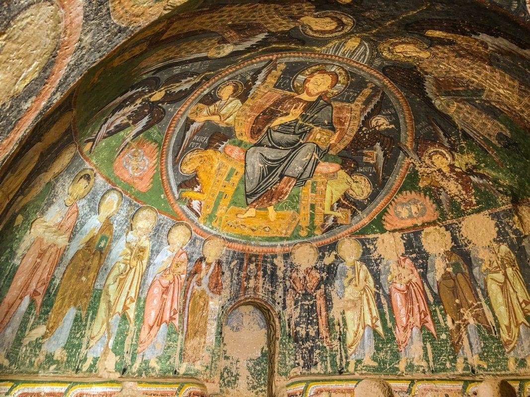 Iglesia de la Capadocia