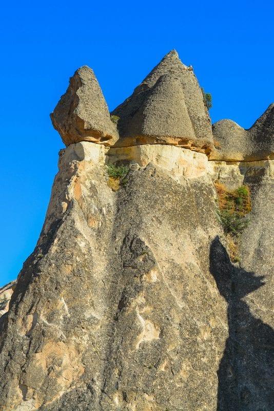 Chimeneas de la Capadocia
