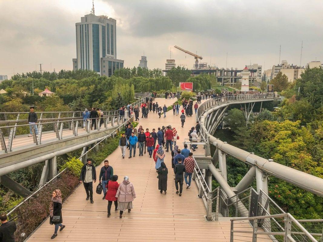 Puente Teheran
