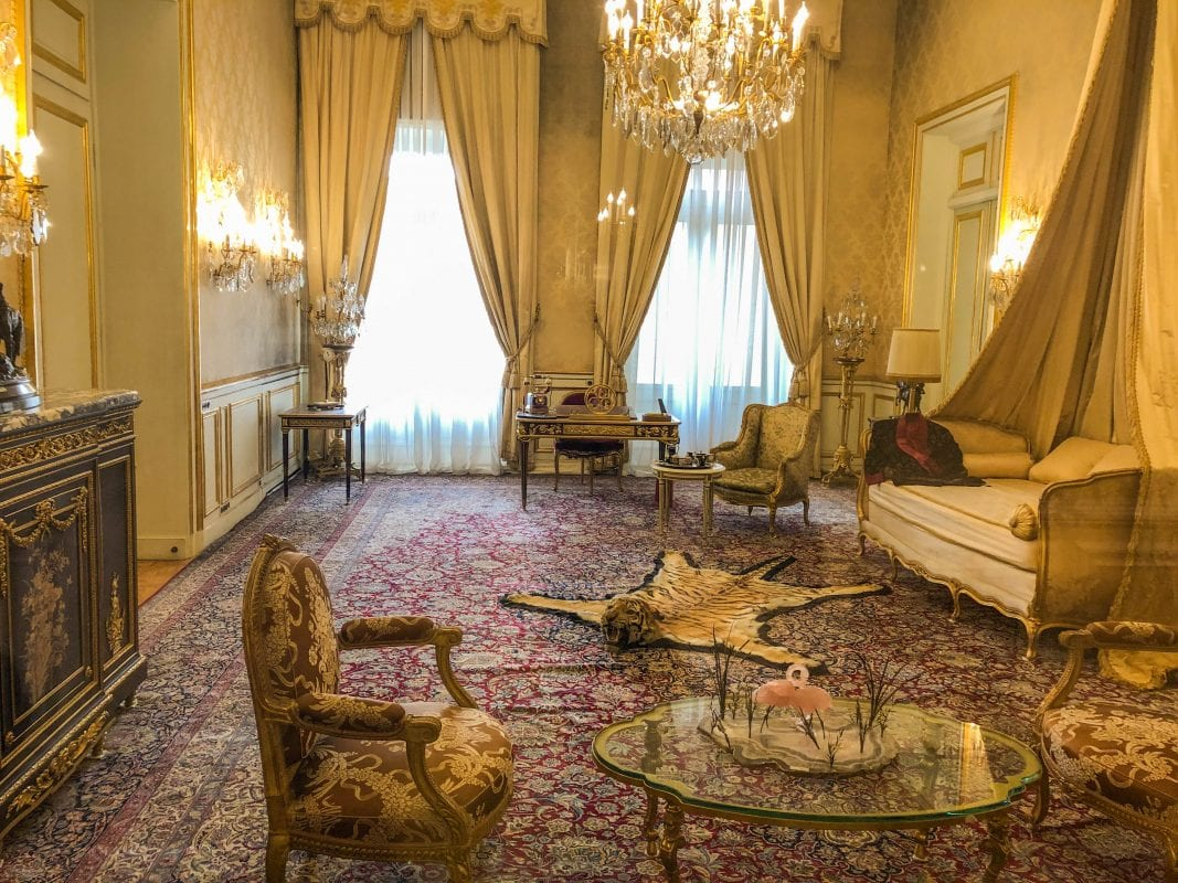 Palacio Teheran