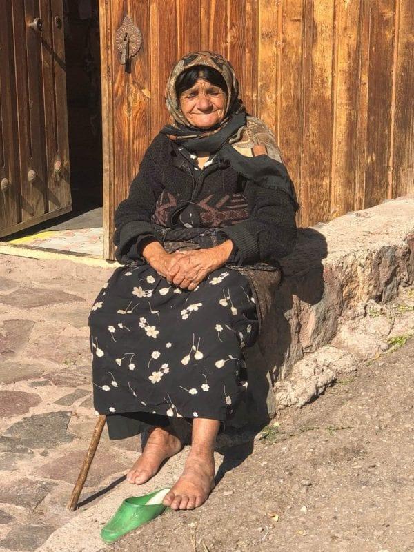 Señora en Alamut