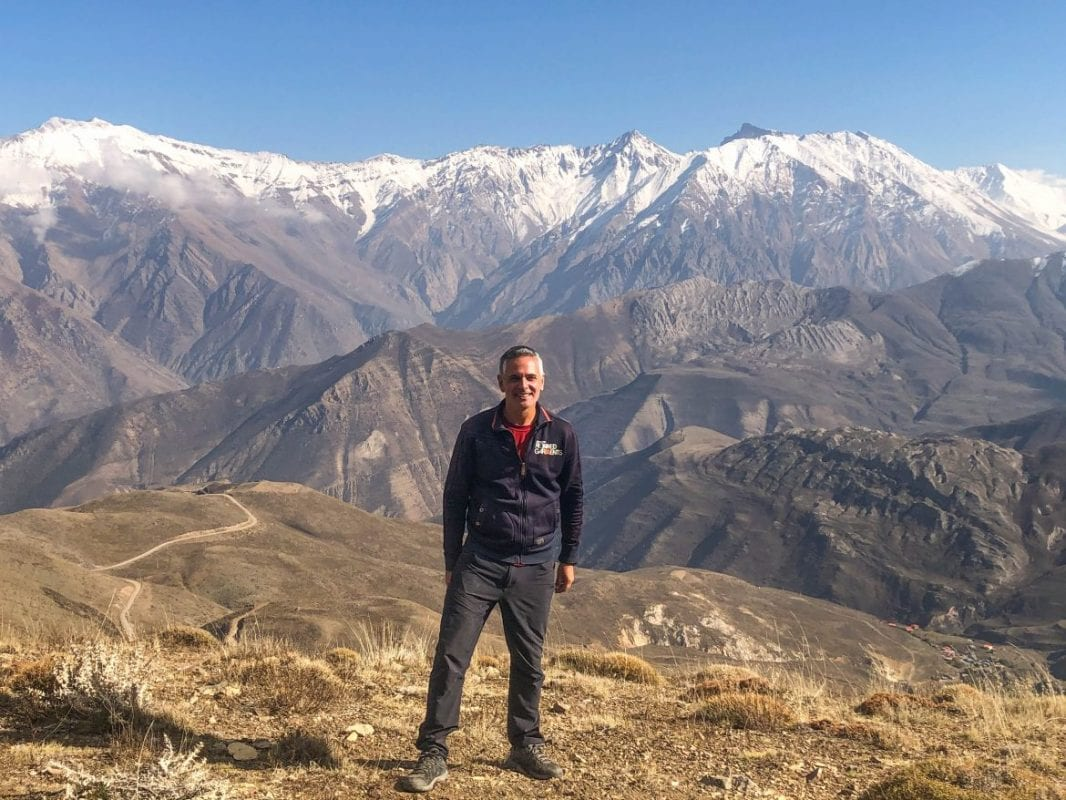 Montañas de Alamut
