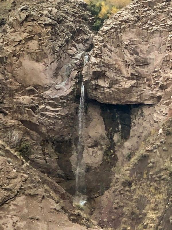 Cascada en Alamut