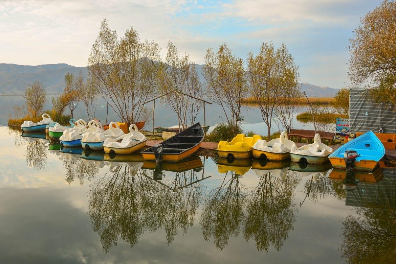 Lago en Howraman